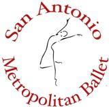 San Antonio Metropolitan Ballet logo