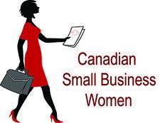 Canadian Small Business Women logo