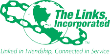 The San Francisco Chapter of The Links, Incorporated logo