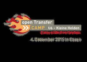 openTransfer CAMP - Kleine Helden, 04. Dezember 2015...