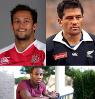 The London RBN with Zinzan Brooke, Carlin Isles &...