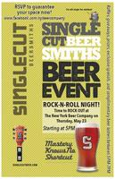Singlecut Brewery Night - Rock & Roll Party
