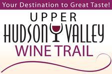Upper Hudson Valley Wine Trail logo