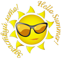 HELLO SUMMER! = Здравствуй, Лето 2018