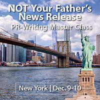 NOT Your Father's News Release