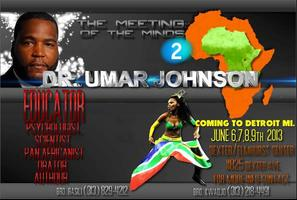 Meeting of The Minds 2 With Dr. Umar Johnson