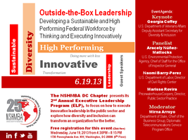 NSHMBA DC 2013 Executive Leadership Program (ELP) Event
