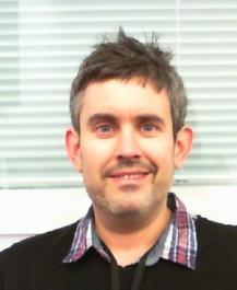 Ian Johnson, Learning Development Tutor, SECS, University of Portsmouth logo