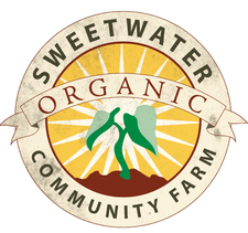 Sweetwater Organic Community Farm logo