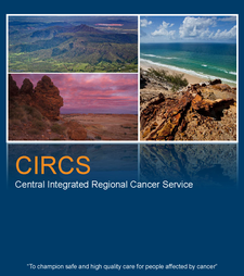 Central Integrated Regional Cancer Service (CIRCS) logo