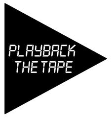 playbackthetape logo