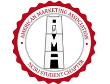 NCSU American Marketing Association logo
