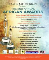 2nd Annual African Awards USA: Labor Day Weekend (...