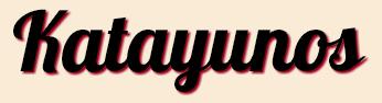 Katayuno 18 de Mayo 2013