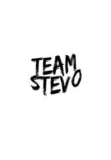 Instagram @TeamStevo  logo