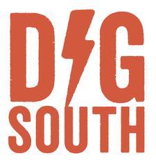 DIG SOUTH ICON logo