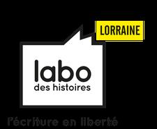 le Labo des histoires en Lorraine logo
