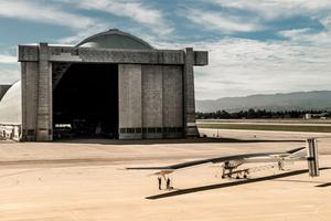 Solar Impulse Visit at Phoenix - Wednesday 8th May 2013