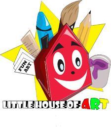 Little House Of ART logo