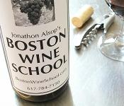 Boston Wine School logo