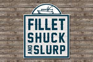 Fillet, Shuck & Slurp with Fishmonger Carl Fantasia