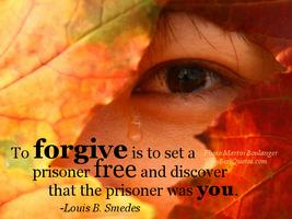 Fight Back with Forgiveness