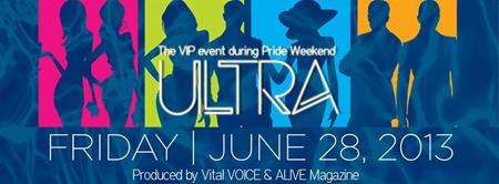 Bud Light presents ULTRA: The White Party