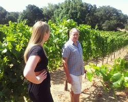 Guided Estate Vineyard Tour & Wine Tasting at Paradise Ridge...