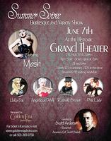 Summer Soiree Burlesque Show