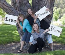 Live*Teach*Share - An NVC Non-Residential Retreat
