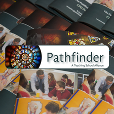 Pathfinder - A Teaching School Alliance logo