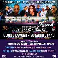 Freestyle Fever: TKA, George Lamond, Judy Torez, SugarHill Gang