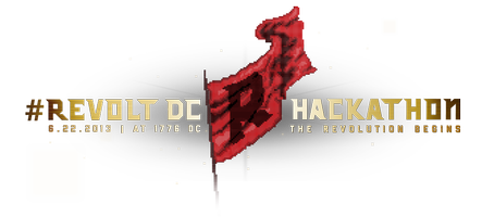 #RevoltDC Hackathon