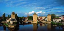 Bienvenue à Strasbourg logo