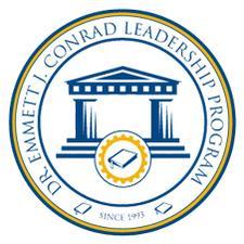 Dr. Emmett J. Conrad Alumni Association logo