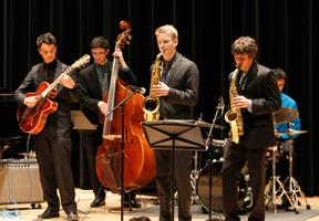 Berkeley High Jazz Alumni All-Stars at Ashkenaz