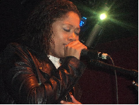 Chanelle Gray @ Fontana Bar NYC May 29, 2013