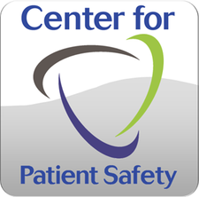 Center for Patient Safety logo