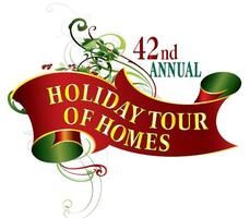 42nd Annual Holiday Tour of Homes -Saturday, Dec 5...
