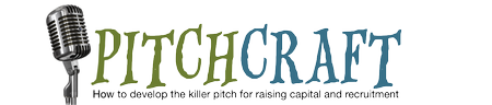 PITCHCRAFT: How to develop your killer pitch for...