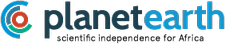 Planet Earth Institute logo