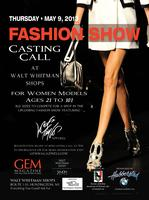 GEM Magazine LI Fashion Show Casting Call & Mom's...