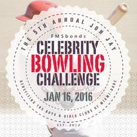 The 5th Annual Jon Jay FMSbonds  Celebrity Bowling...