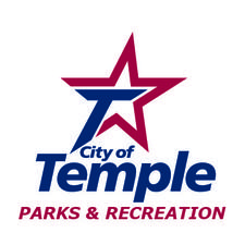 Temple Parks and Recreation logo