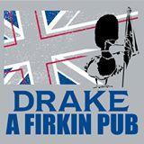 Drake, a firkin pub logo