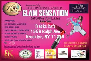 GLAM SENSATION: A PARADISE OF PAMPERING
