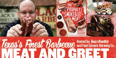 Daniel Vaughn Meat and Greet VIP Event