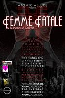 Atomic Allure Presents Femme Fatale