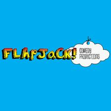 FLAPJACK! Comedy Productions logo