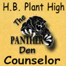 H. B. Plant High Counseling Department logo